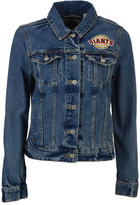 Levi's Women's San Francisco Giants Denim Trucker Jacket
