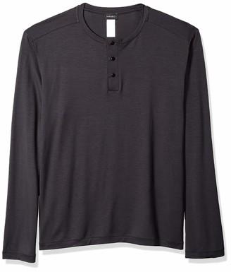 Hanro Men's Harrison Long Sleeve Shirt 75642