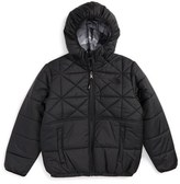 The North Face Boy's 'Perrito' Reversible Water Repellent Heatseeker(TM) Insulated Jacket