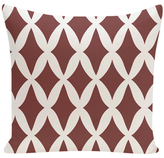 Geometric Floor Pillow