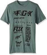 Fox Men's Managing Short Sleeve Basic Tee