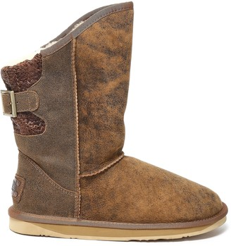 Australia Luxe Collective Paneled Shearling Boots