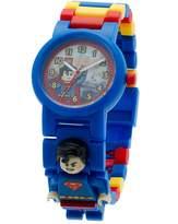 DC LEGO Superman Watch