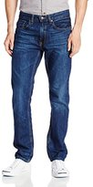 Original Penguin Men's 5 Year Wash Straight Fit Denim Jeans