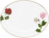 Kate Spade Rose Park Oval Platter