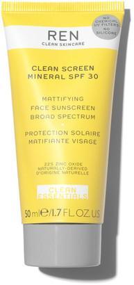Ren Skincare Clean Screen Mineral SPF30