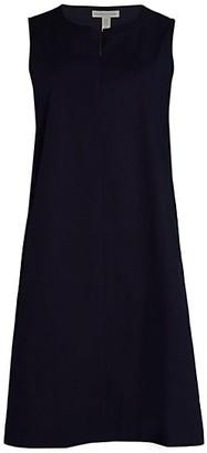Eileen Fisher Sleeveless Shift Dress
