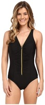 Miraclesuit Solid Blitz One-Piece
