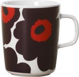 Marimekko Unikko Mug - Black/Red