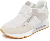 Ash Look Lace Sneakers