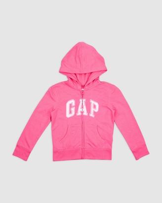 Gapkids Logo Hoodie Fleece Sweat - Teens