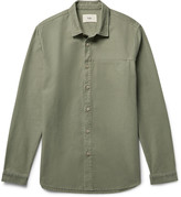 Folk - Rivet Slub Cotton Overshirt