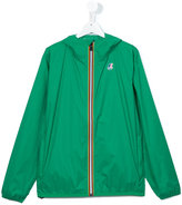 K Way Kids - zipped jacket - kids - Polyester - 14 yrs