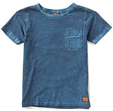 7 For All Mankind Big Boys 8-20 Short-Sleeve Pocket Tee