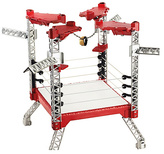 WWE Create a Superstar Ring Builder Playset
