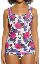 Hanky Panky Floral Printed Lace Camisole