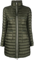 Moncler Bogue padded coat - women - Feather Down/Polyamide - 0