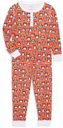 Roller Rabbit Baby's, Little Kid's, Kid's Owlighans 2-Piece Pajama Set