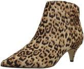 Sam Edelman Women's Kinzey Ankle Boots, Sand/Jungle Leopard
