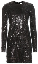 Victoria Beckham Sequin-embellished dress