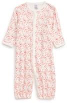 Petit Bateau Infant Girl's Convertible Gown