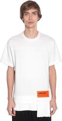 Ambush Waist Pocket Cotton Jersey T-shirt