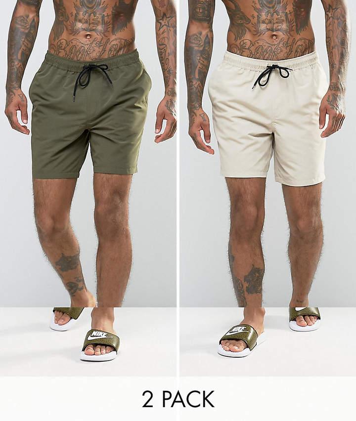7f724736f9 Asos Men's Swimsuits - ShopStyle