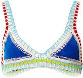 Kiini Tuesday Knit Triangle Bikini Top