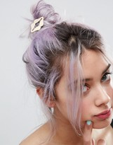 Asos Limited Edition Metal Lips Hair Clip