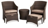 Threshold Belvedere 5-Piece Chat Set Tan