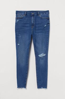 H&M H&M+ Embrace Shape Ankle Jeans