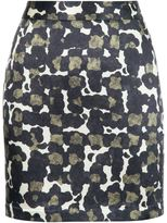 DSQUARED2 camouflage skirt