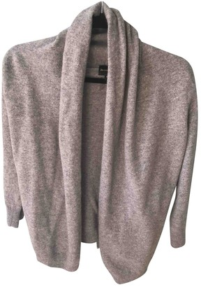 Berenice Grey Wool Knitwear for Women