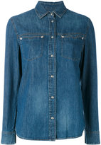 Diesel classic denim shirt - women - Cotton - XS