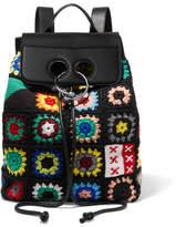 J.W.Anderson Pierce Crocheted Wool