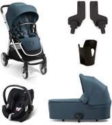Mamas and Papas Armadillo Flip XT2 5 Piece Bundle (pushchair, Carrycot, Car Seat, Adaptor & Cupholder)