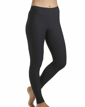 Spalding Women's Misses Activewear Polyester Full Length Legging