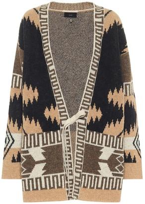 Alanui Icon Shetland wool kimono