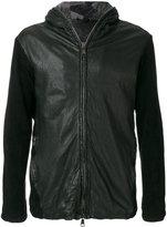 Giorgio Brato zipped fitted biker jacket