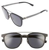 BOSS Men's 838/s 52Mm Sunglasses - Black