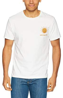 Lucky Brand Men's Coyote Paradise Graphic TEE