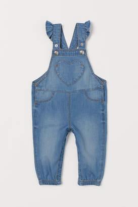 H&M Denim Overalls - Blue