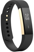 Fitbit Alta FB406GBKS Goldplated Stainless Steel Small Fitness Band