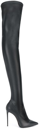 Le Silla Eva over-the-knee boots