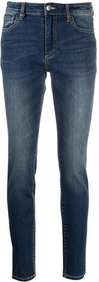 Armani Exchange Slim-Cut Denim Jeans