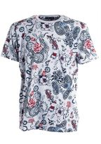 Etro Tattoo Print T-shirt
