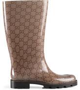 Gucci Edimburg GG rain boot