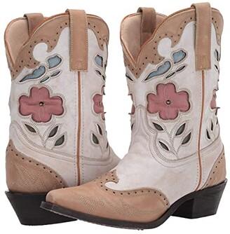 Laredo Bold Beautiful (Off-White) Women's Boots