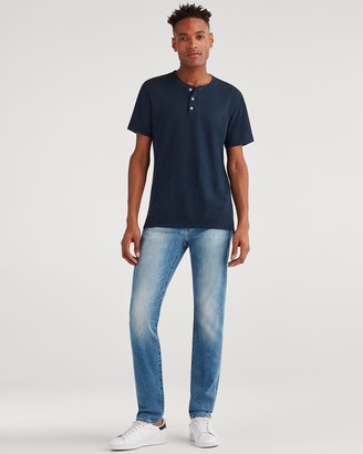 7 For All Mankind Series 7 Skinny Ryley with Clean Pocket in Savant