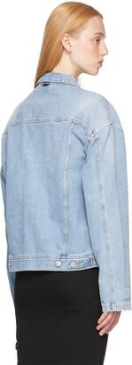 Won Hundred Blue Denim Vilda Jacket